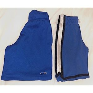 Bundle of boys athletic shorts, Sz. 6-7